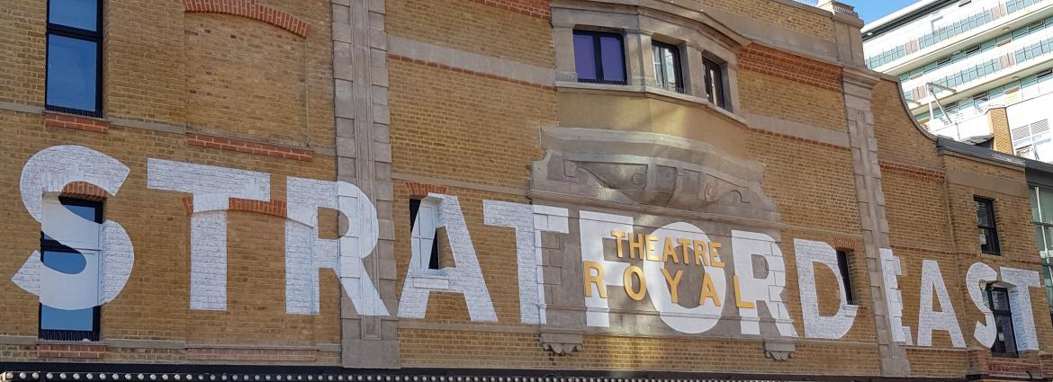 Theatre Royal: Stratford East