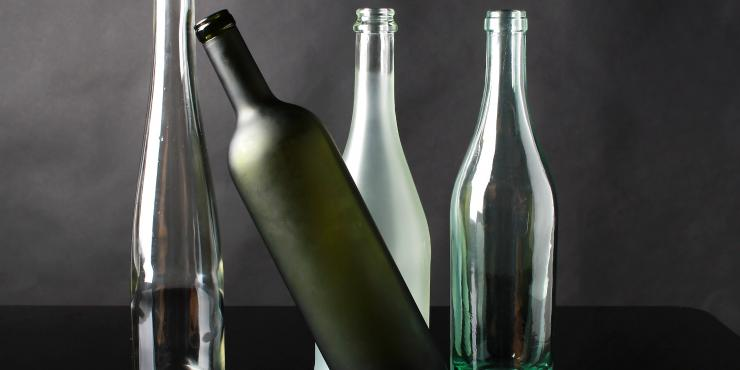 First mile glass recycling