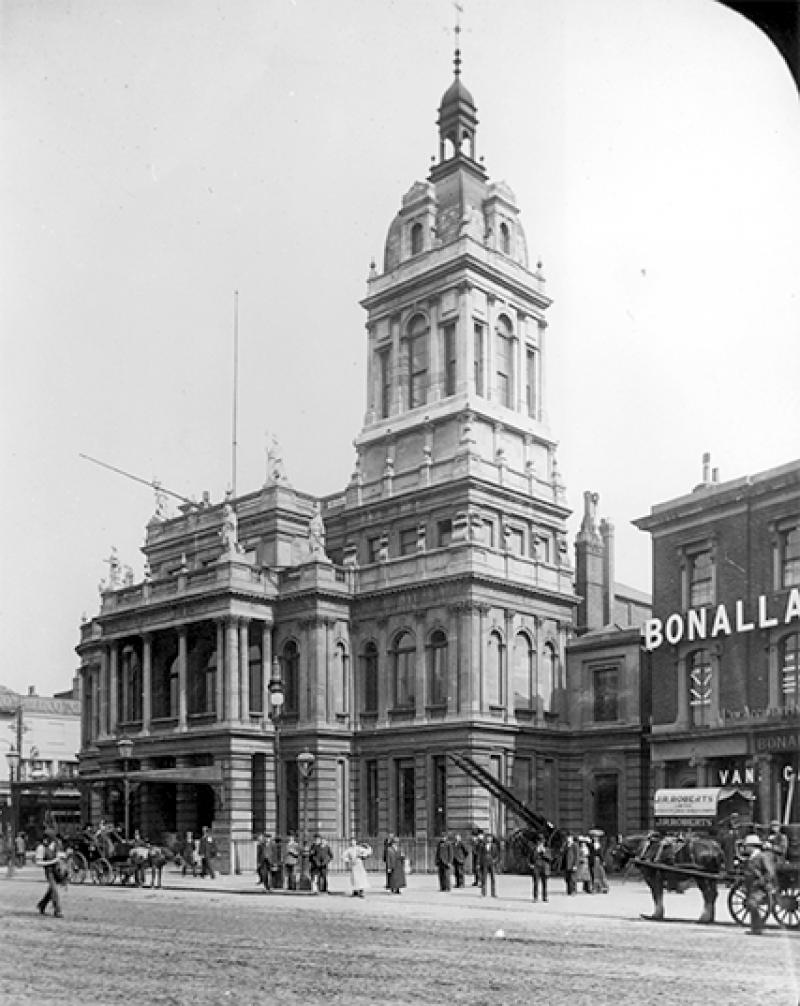 1869 The Old Town Hall