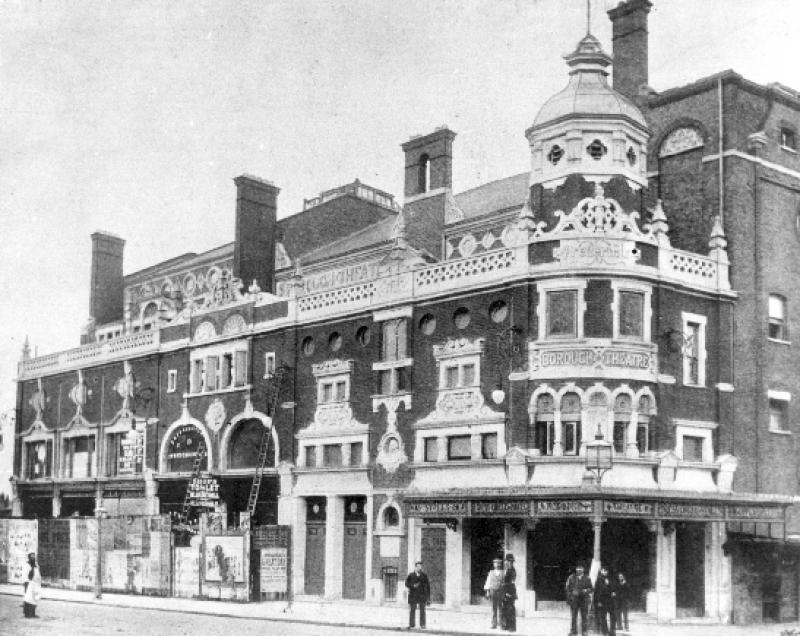 1896 Borough Theatre